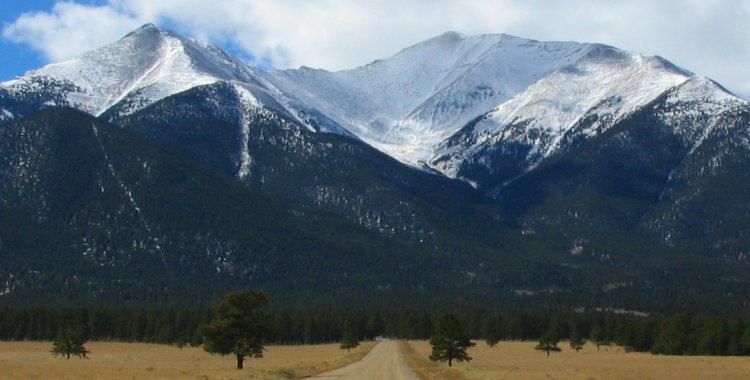 Chaffee County Road 323