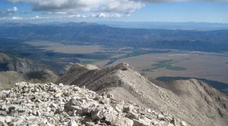 Mt. Princeton Summit