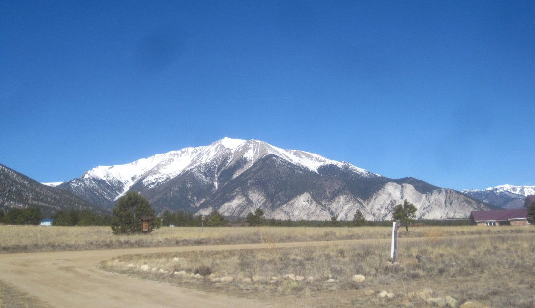 Mesa Antero in Chaffee County, Colorado