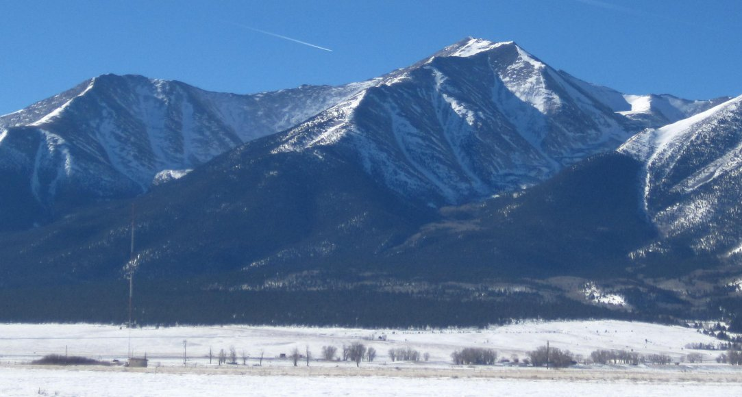 Mt. Princeton Colorado