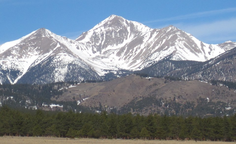 Mount Yale Colorado
