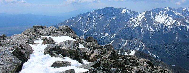 Mt. Yale Summit
