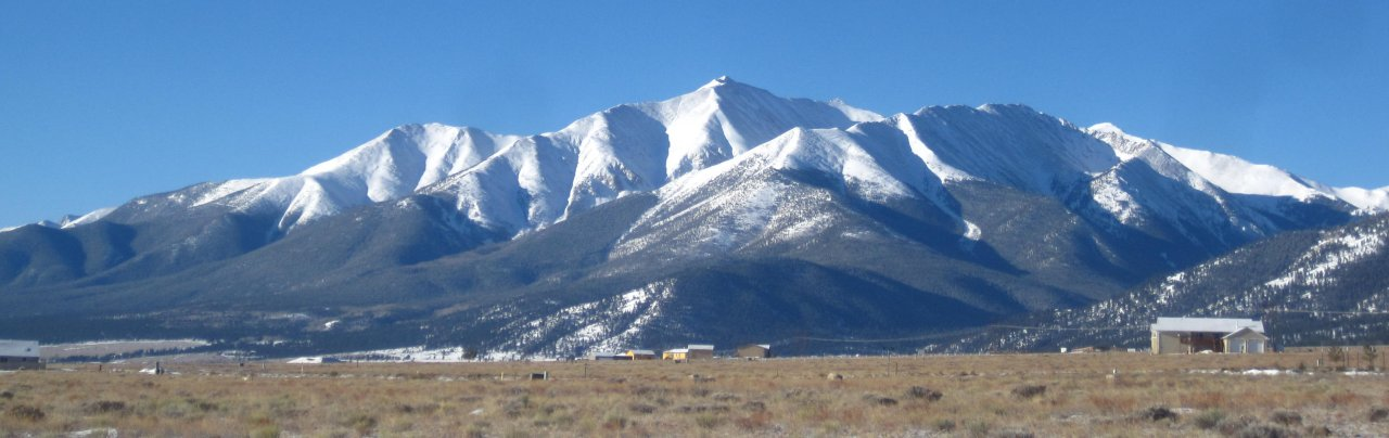 Colorado Mount Princeton